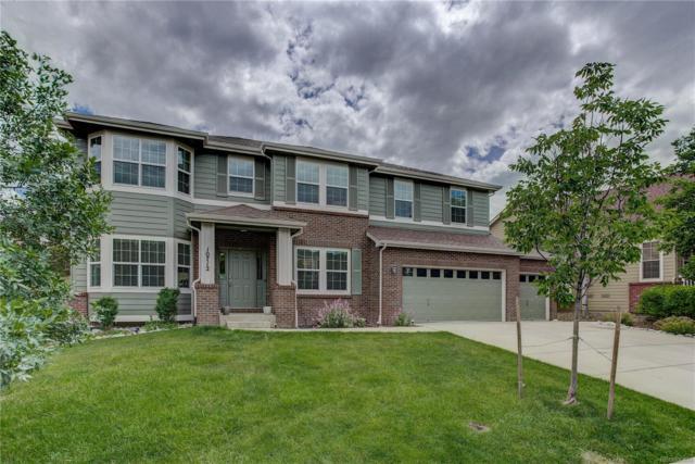 10712 W Indore Drive, Littleton, CO 80127 (MLS #3472287) :: 8z Real Estate
