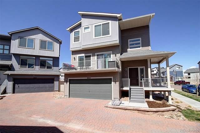 6634 Shadow Star Drive, Colorado Springs, CO 80927 (#3472290) :: My Home Team