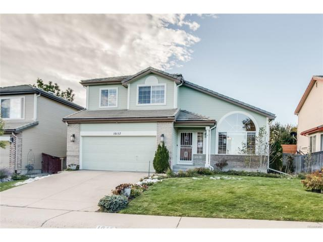 10157 Alexa Lane, Highlands Ranch, CO 80130 (#3472652) :: The Dixon Group