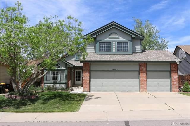 18003 E Baker Place, Aurora, CO 80013 (#3472753) :: The HomeSmiths Team - Keller Williams