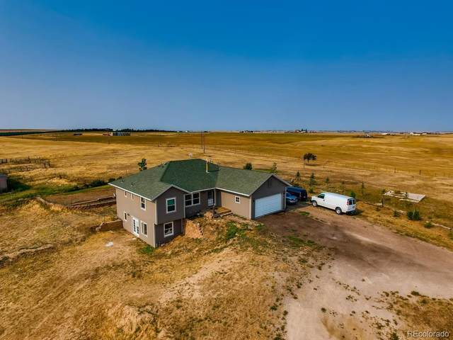 5024 County Road 194, Elizabeth, CO 80107 (#3472762) :: The Margolis Team