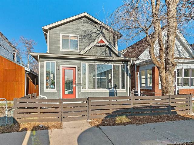 434 N Galapago, Denver, CO 80204 (#3473370) :: Bring Home Denver with Keller Williams Downtown Realty LLC