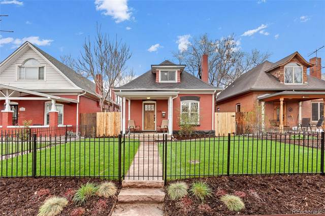 3318 N Franklin Street, Denver, CO 80205 (#3473393) :: Berkshire Hathaway HomeServices Innovative Real Estate