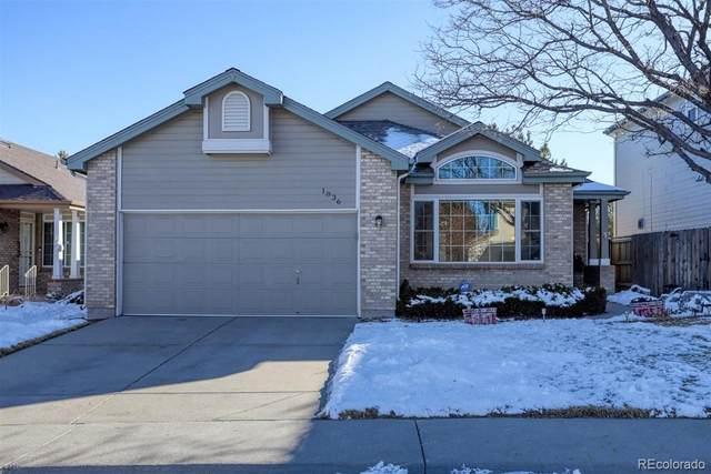 1836 S Ironton Street, Aurora, CO 80012 (MLS #3473940) :: 8z Real Estate