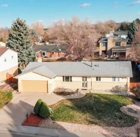 6709 W Fair Drive, Littleton, CO 80123 (#3474386) :: Realty ONE Group Five Star