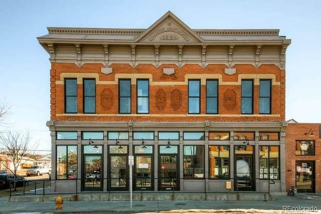 3060 Larimer Street, Denver, CO 80205 (#3474642) :: The DeGrood Team