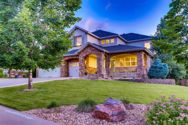 5322 Devils Head Circle, Golden, CO 80403 (#3474706) :: The Healey Group