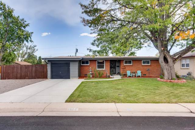1600 S Perry Street, Denver, CO 80219 (#3474815) :: 5281 Exclusive Homes Realty