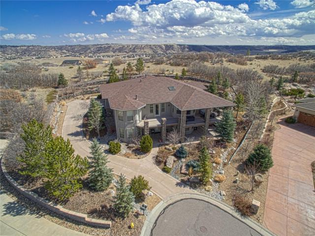 1516 Bellgreen Place, Castle Rock, CO 80104 (#3475163) :: The DeGrood Team