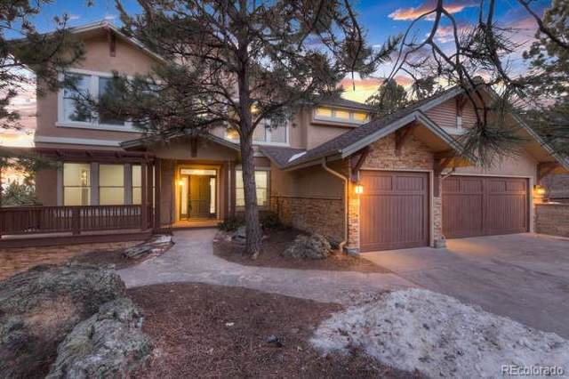 7131 Havenwood Drive, Castle Pines, CO 80108 (MLS #3475294) :: 8z Real Estate