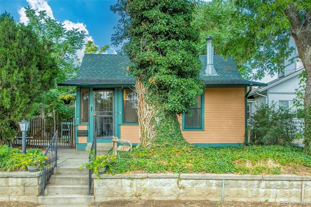 4367 Yates Street, Denver, CO 80212 (MLS #3475497) :: Clare Day with Keller Williams Advantage Realty LLC