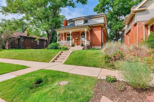 1725 S Grant Street, Denver, CO 80210 (#3475570) :: Relevate | Denver