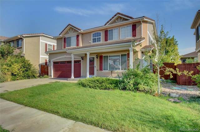 15443 E 98th Place, Commerce City, CO 80022 (MLS #3475742) :: 8z Real Estate