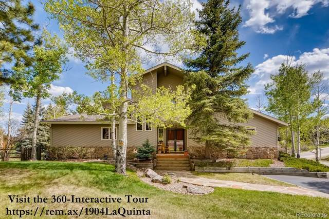 1904 La Quinta Circle, Evergreen, CO 80439 (#3475789) :: Briggs American Properties