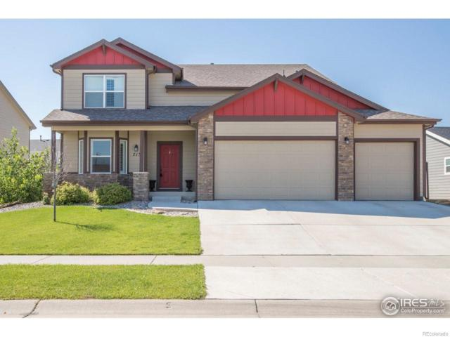 713 Ponderosa Drive, Severance, CO 80550 (MLS #3476135) :: Kittle Real Estate