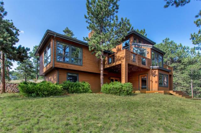 1685 Ajax Lane, Evergreen, CO 80439 (#3476257) :: The City and Mountains Group