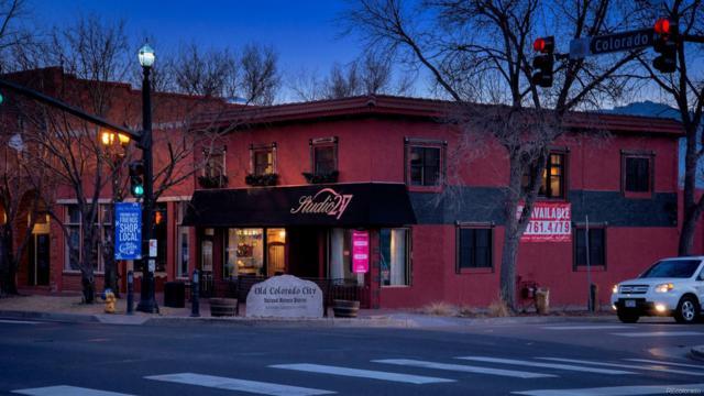 2631 W Colorado Avenue, Colorado Springs, CO 80904 (MLS #3476305) :: 8z Real Estate