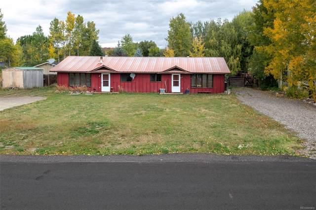 2688 Riverside Drive, Steamboat Springs, CO 80487 (MLS #3476879) :: 8z Real Estate