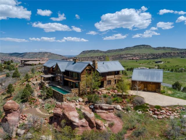 12612 White Deer Drive, Littleton, CO 80127 (MLS #3477278) :: 8z Real Estate