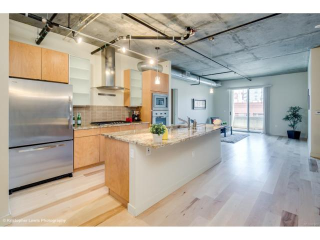 2229 Blake Street #301, Denver, CO 80205 (MLS #3477453) :: 8z Real Estate