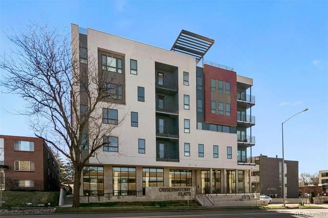 2374 S University Boulevard #313, Denver, CO 80210 (MLS #3477534) :: 8z Real Estate