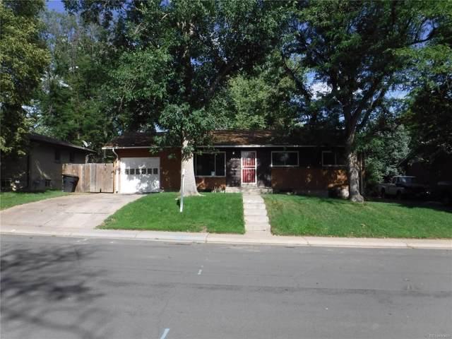 2952 S Zenobia Street, Denver, CO 80236 (#3477579) :: The Heyl Group at Keller Williams