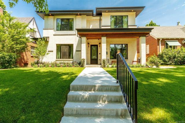 1010 S Elizabeth Street, Denver, CO 80209 (#3478138) :: The Peak Properties Group
