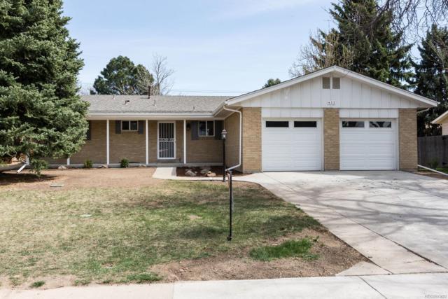 422 Oswego Street, Aurora, CO 80010 (#3478254) :: The Peak Properties Group