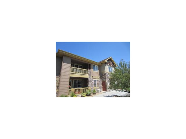 8039 Lee Drive #101, Arvada, CO 80005 (#3478750) :: Thrive Real Estate Group