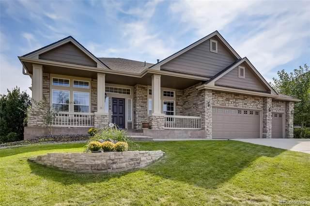 11700 Coeur D Alene Drive, Parker, CO 80138 (#3478797) :: The HomeSmiths Team - Keller Williams