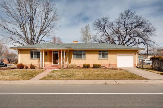 3701 E Mississippi Avenue, Denver, CO 80210 (MLS #3478820) :: 8z Real Estate