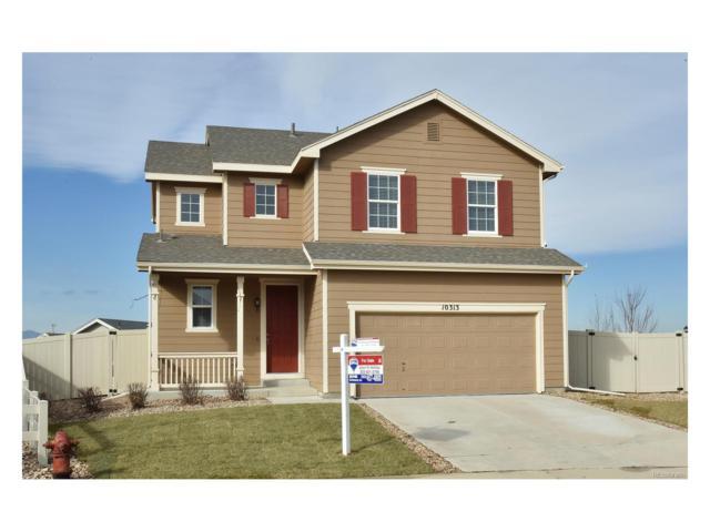 10313 Autumn Street, Firestone, CO 80504 (MLS #3478929) :: 8z Real Estate