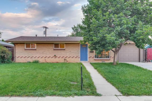 4684 Dover Street, Wheat Ridge, CO 80033 (#3478941) :: The Peak Properties Group