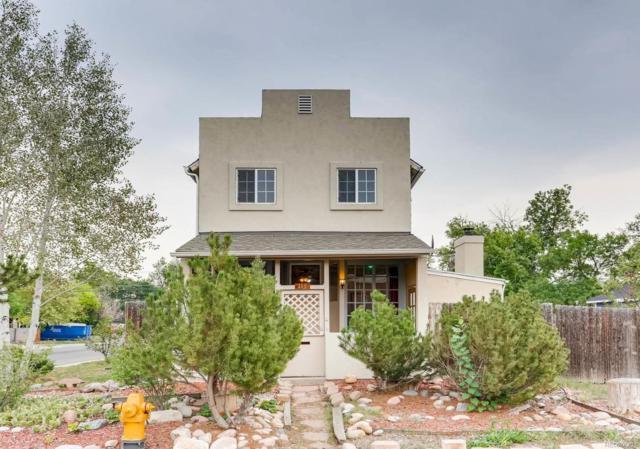 100 S Meade Street, Denver, CO 80219 (#3479269) :: The Griffith Home Team