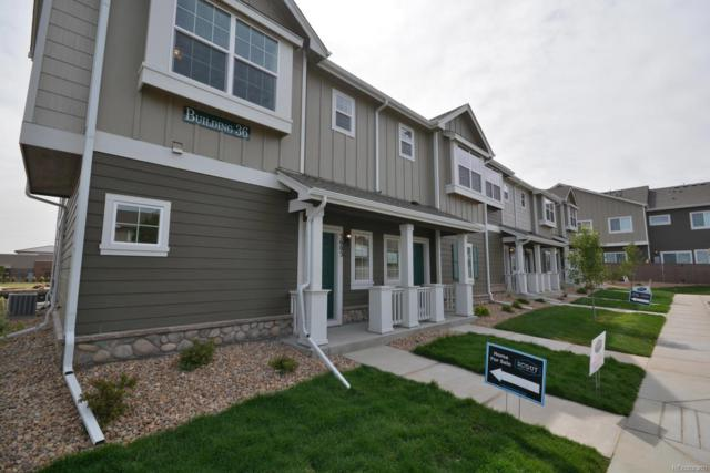 14700 E 104th Avenue #3605, Commerce City, CO 80022 (MLS #3479313) :: 8z Real Estate