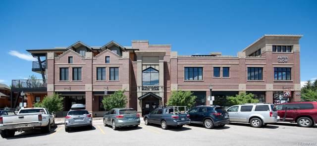 601 Lincoln Avenue C4, Steamboat Springs, CO 80487 (#3479910) :: milehimodern