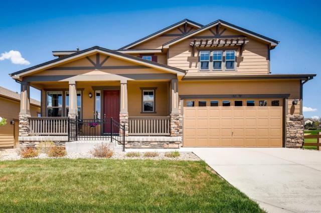 11963 S Allerton Circle, Parker, CO 80138 (#3480168) :: House Hunters Colorado