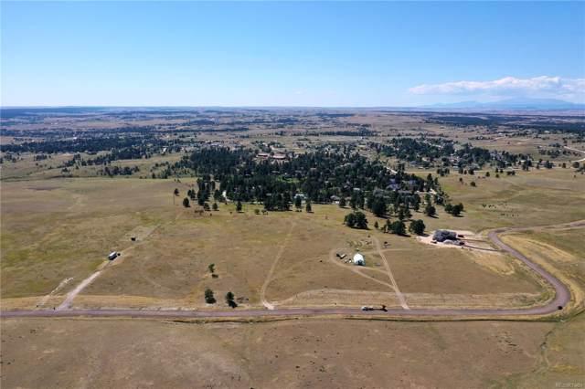 1340 Sage Road, Elizabeth, CO 80107 (MLS #3480190) :: 8z Real Estate