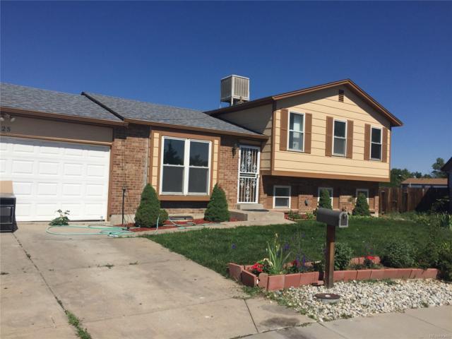 1125 S Norfolk Street, Aurora, CO 80017 (MLS #3480556) :: Kittle Real Estate