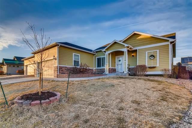 309 Dee Road, Johnstown, CO 80534 (#3480653) :: iHomes Colorado