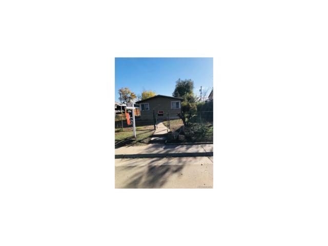 2258 S Galapago Street, Denver, CO 80223 (MLS #3480743) :: 8z Real Estate