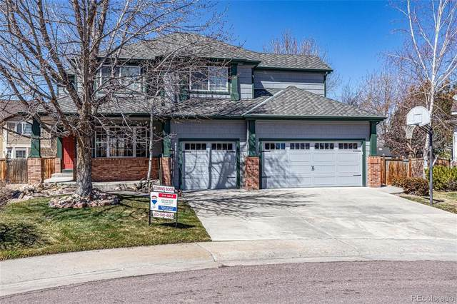 10617 Stone Creek Court, Parker, CO 80134 (#3480886) :: My Home Team