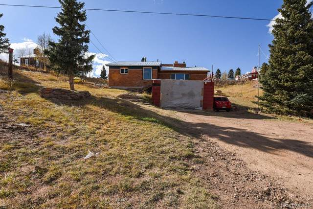 312 W Lee Avenue, Victor, CO 80860 (#3480983) :: Sultan Newman Group