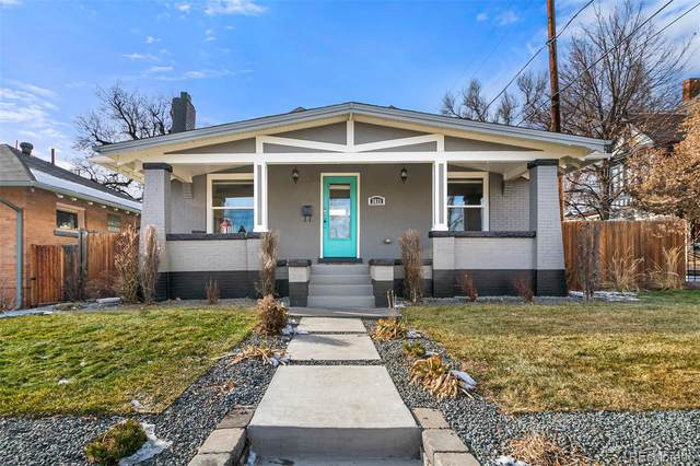 3621 Eliot Street, Denver, CO 80211 (#3481371) :: Stephanie Fryncko | Keller Williams Integrity