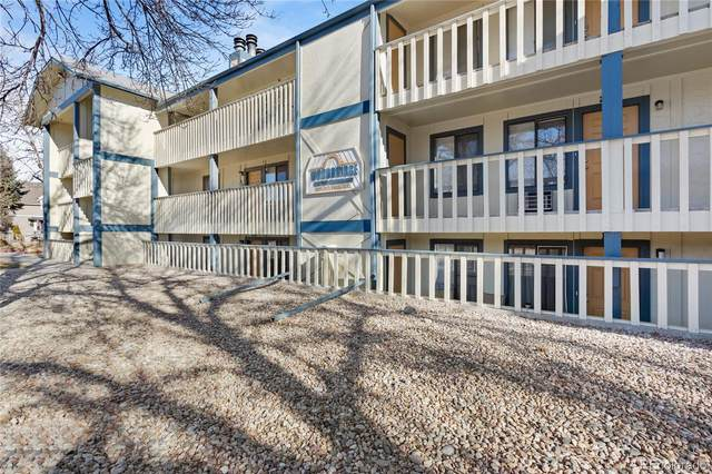 1118 City Park Avenue #226, Fort Collins, CO 80521 (MLS #3481635) :: Keller Williams Realty
