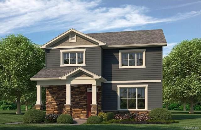 6764 Longpark Drive, Parker, CO 80138 (#3481832) :: The Peak Properties Group