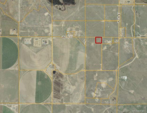 n/a Vacant Land County Road 30, Hudson, CO 80642 (#3481909) :: The Pete Cook Home Group