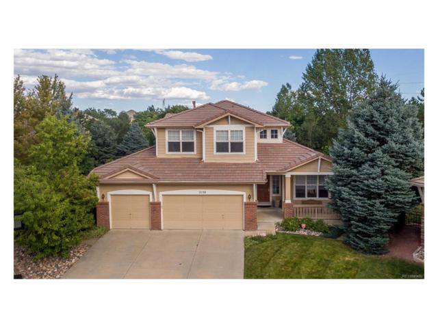 2150 Creekside Point, Highlands Ranch, CO 80129 (#3482607) :: Colorado Team Real Estate