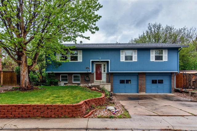 952 Mountain View Drive, Castle Rock, CO 80104 (#3482641) :: The Heyl Group at Keller Williams