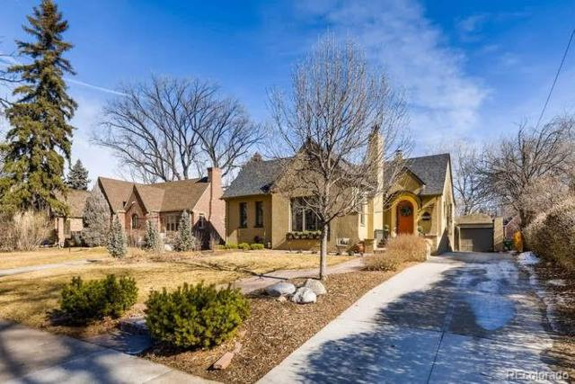 1950 Kearney Street, Denver, CO 80220 (#3482699) :: The City and Mountains Group